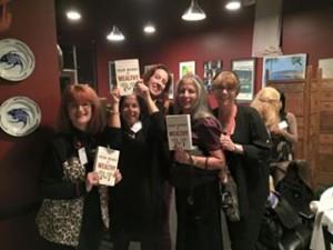 Chellie & friends at SBBWA 2015